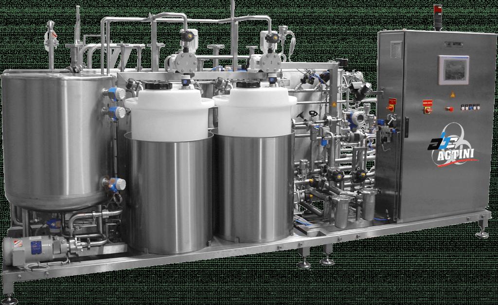 ABC Actini Continuous Flow Decontamination System