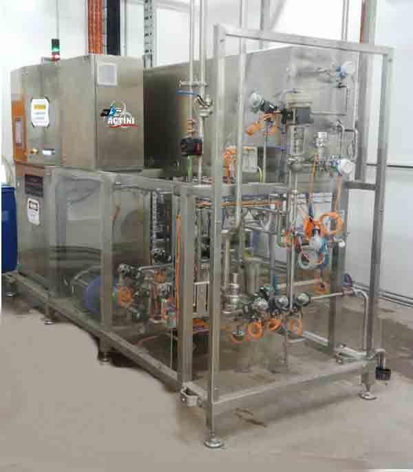 FDS 500 -ABC Actini Continuous Flow decontamination system