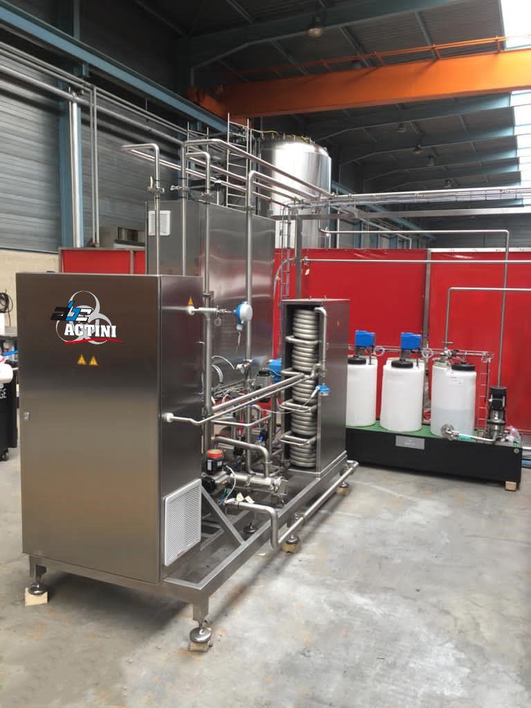 Biowaste Flow continuous decontamination system
