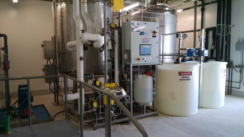 Ultimate biowaste decontamination system