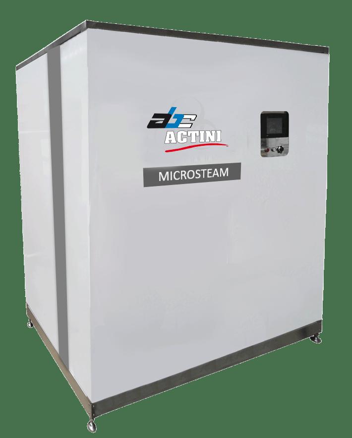 ABC Actini - MicroSteam decontamination system
