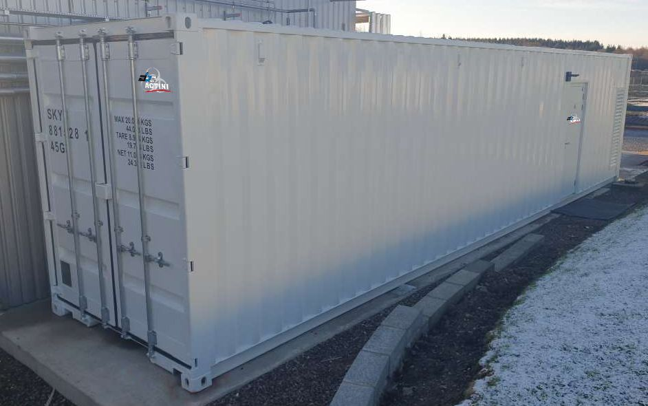 ABC Actini - lab container (whole)