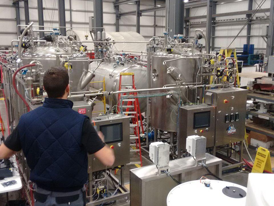 ABC Actini - manufacturing 2