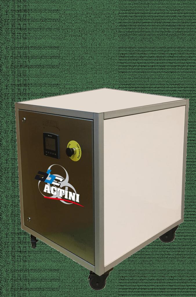 ABC Actini KUBE decontamination system