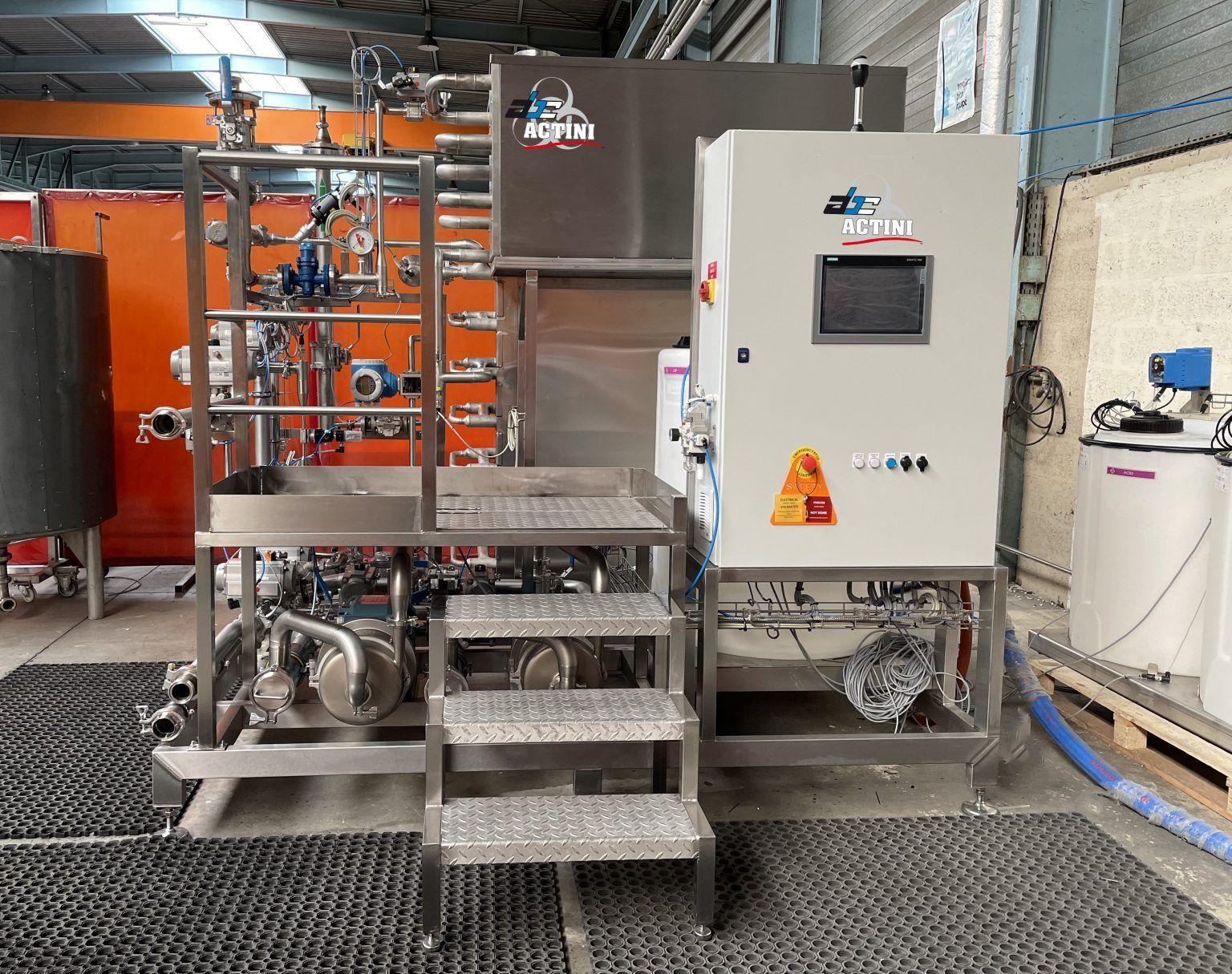 ULT+ - 3000 lph - ABC Actini 5