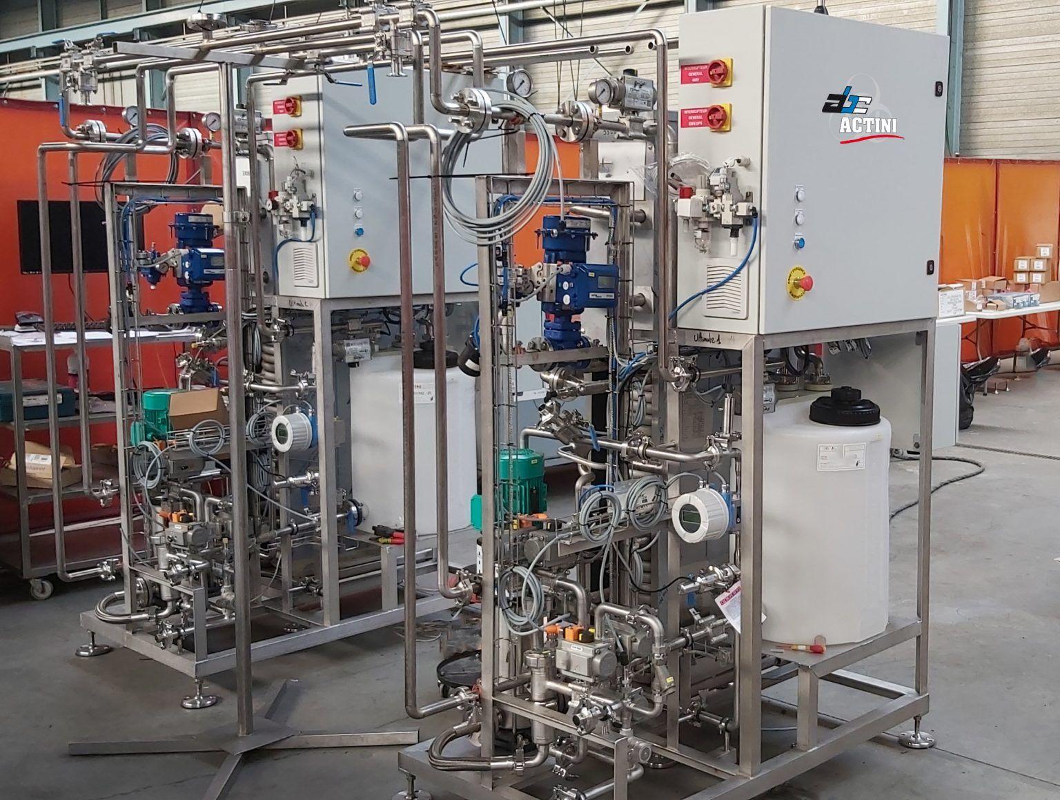ULTIMATE 1000 x2 - ABC Actini - mass production - stock